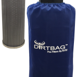 DIRTBAG™ Vacuum Filter Cover for AVW Canister